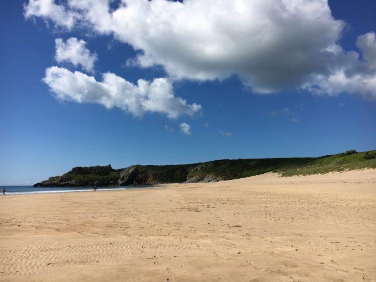 Broadhaven South beach